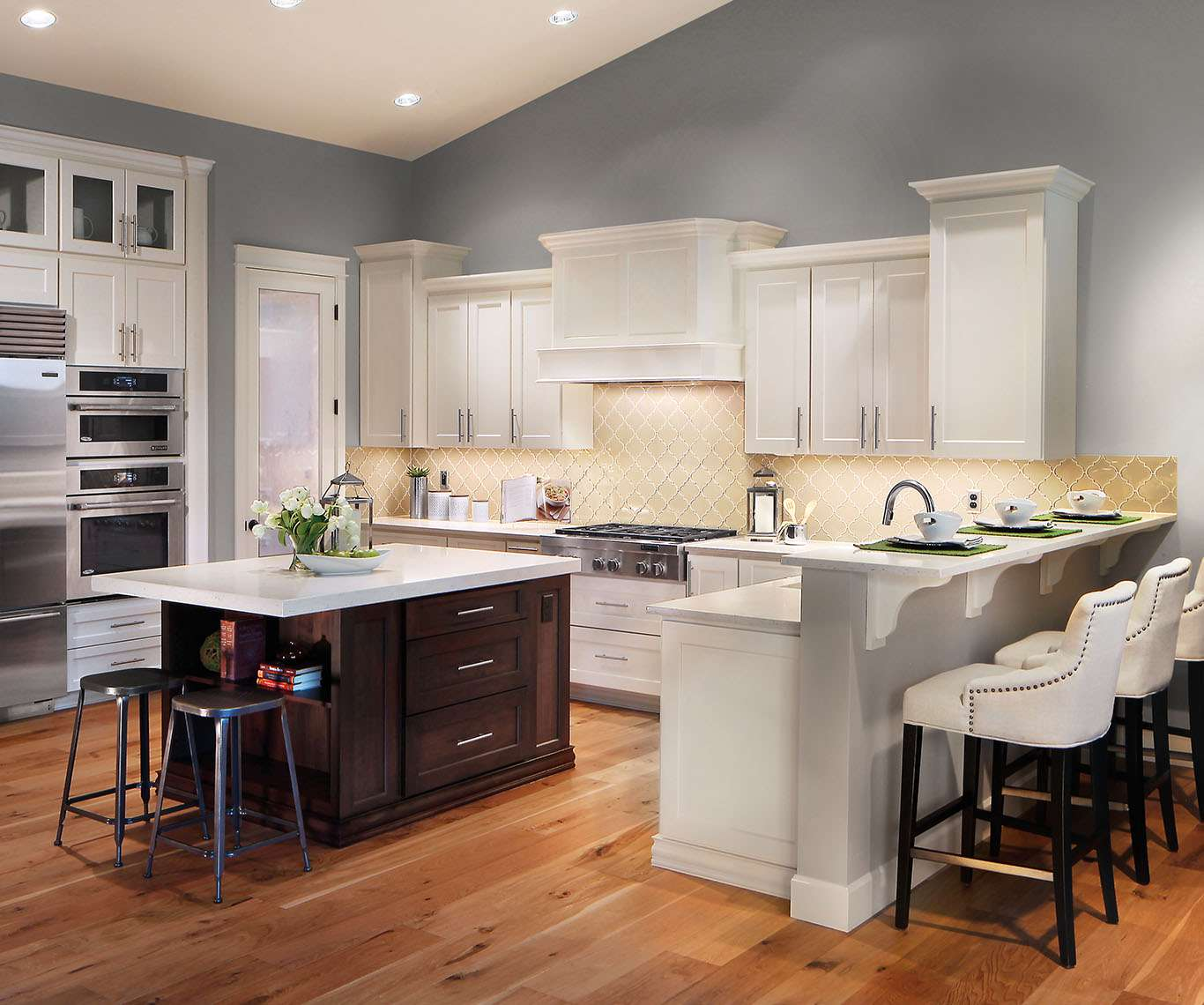 Custom Kitchen U0026 Bathroom Cabinets | Dewils Fine Cabinetry