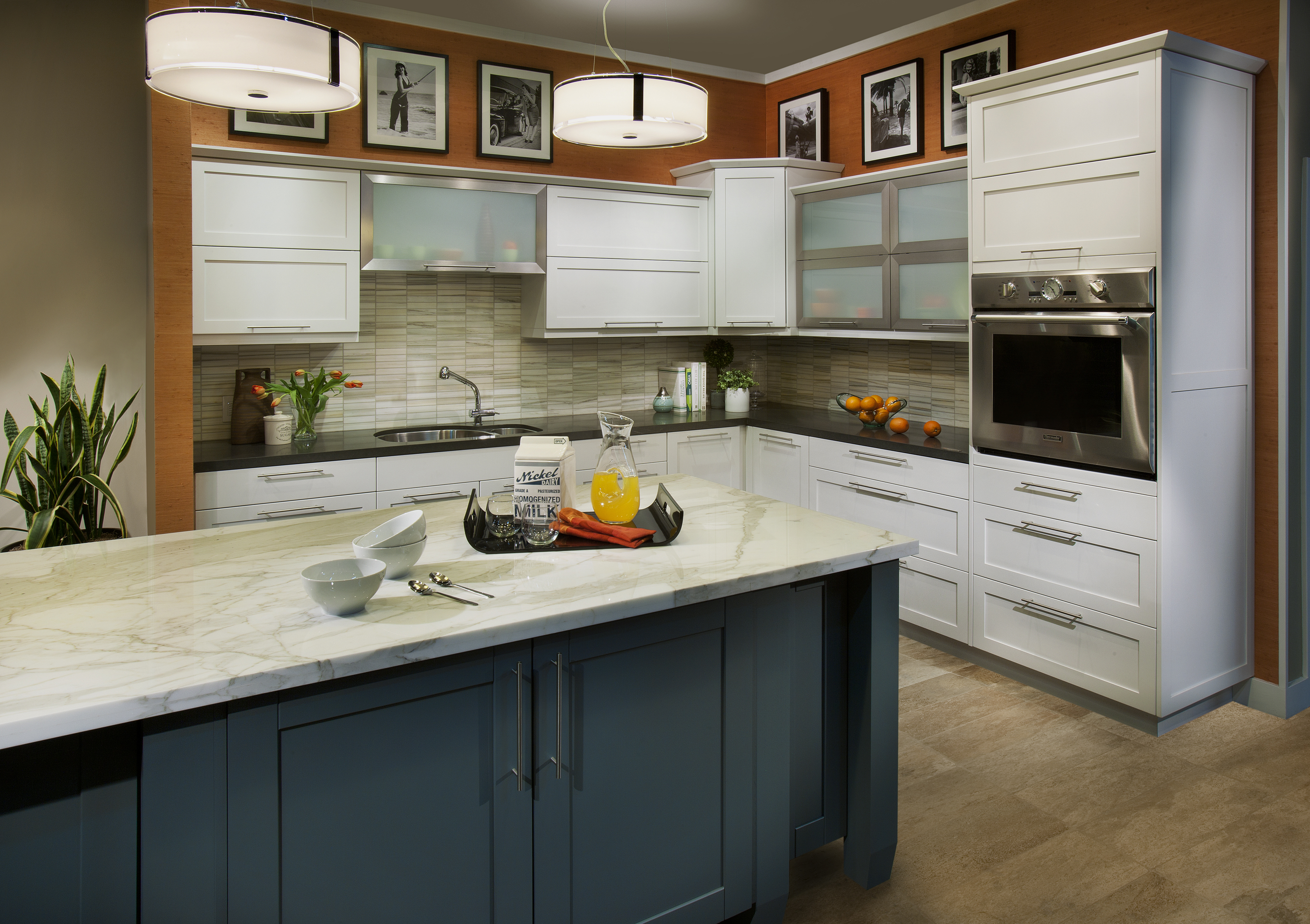 Contemporary Kitchen Cabinets Kennewick
