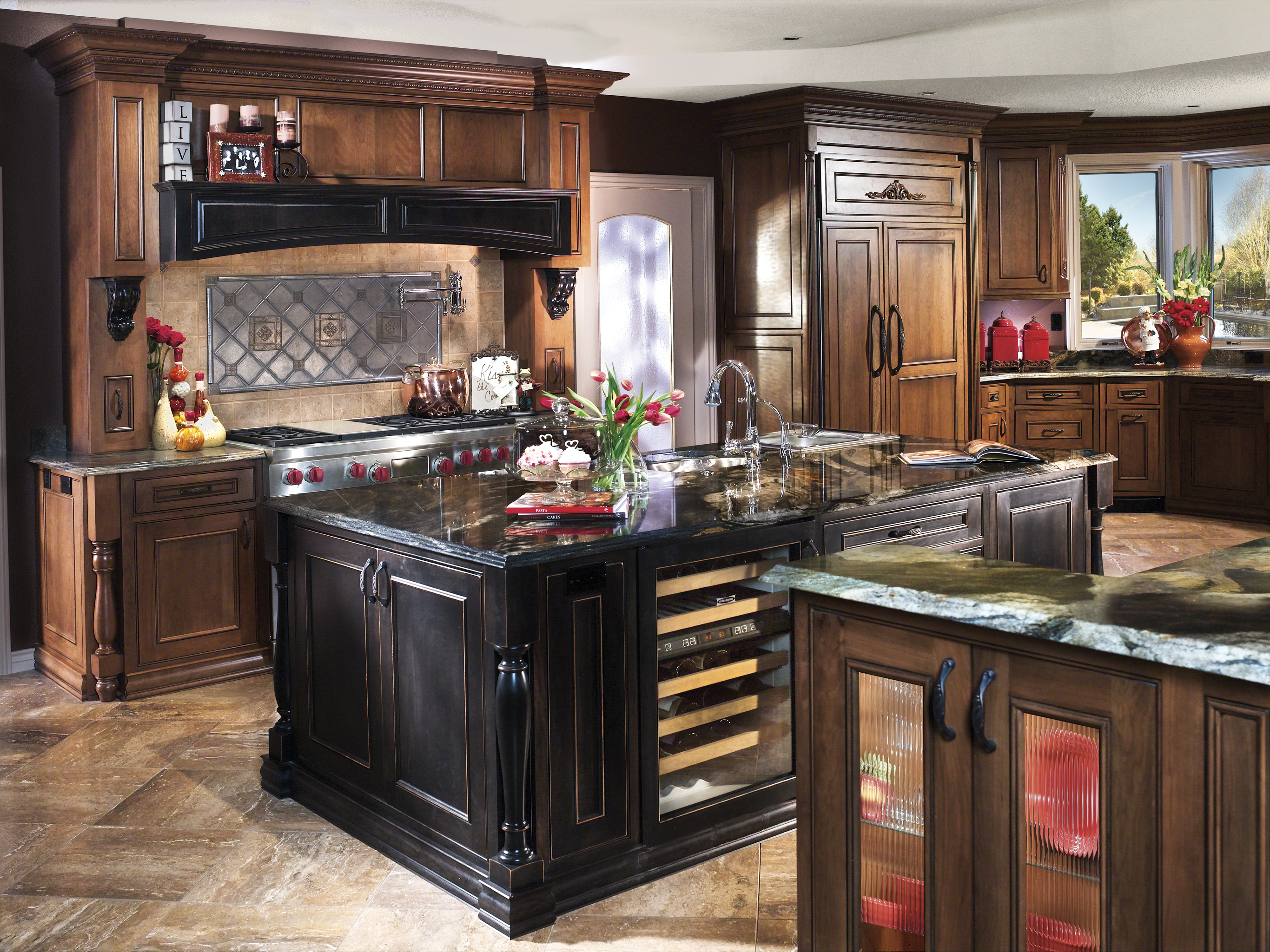 Timeless Kitchen Cabinets