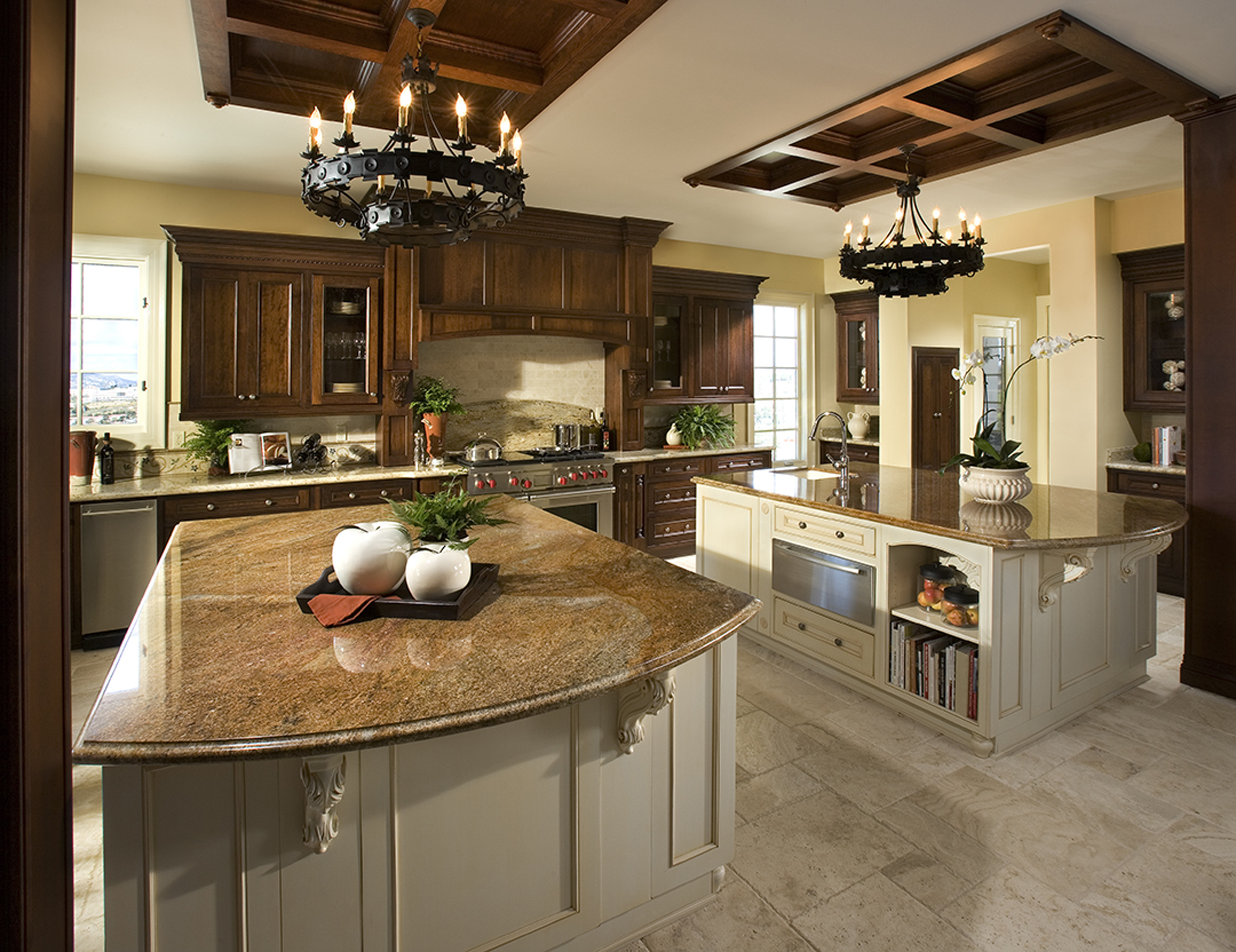 Historical kitchen remodel