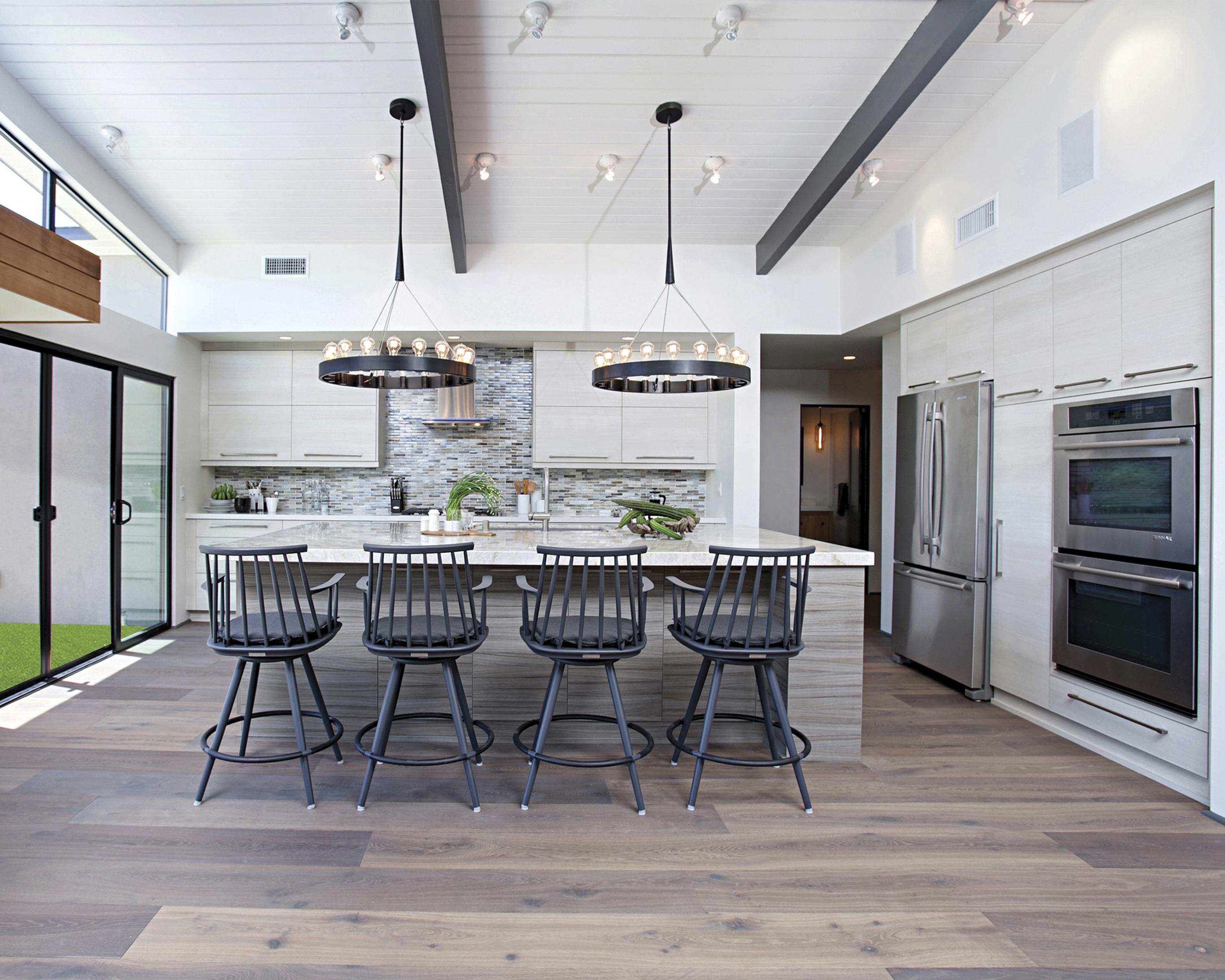 Metro Modern Kitchen Cabinets