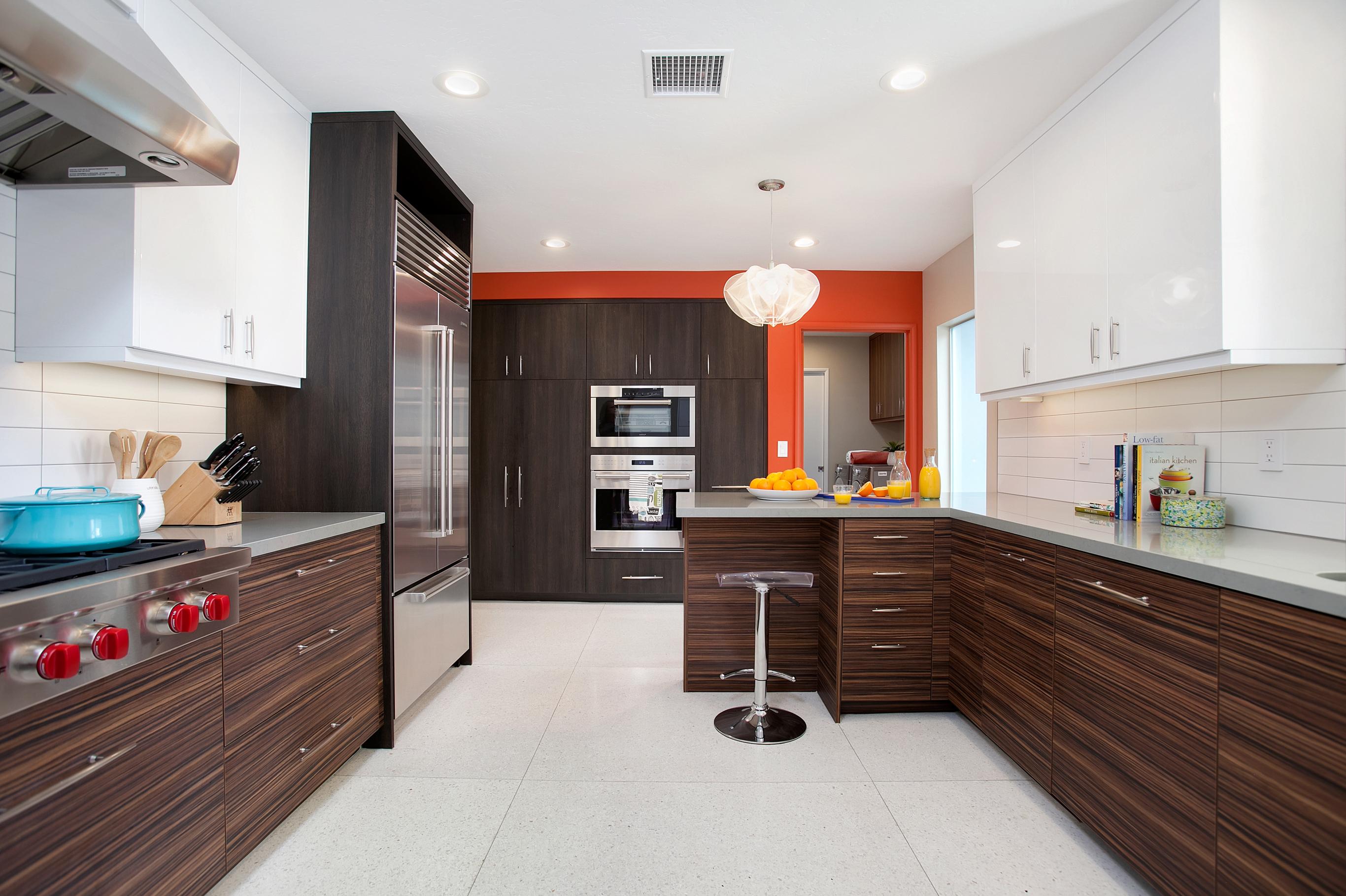 Kitchen Cabinets Scandinavian Design