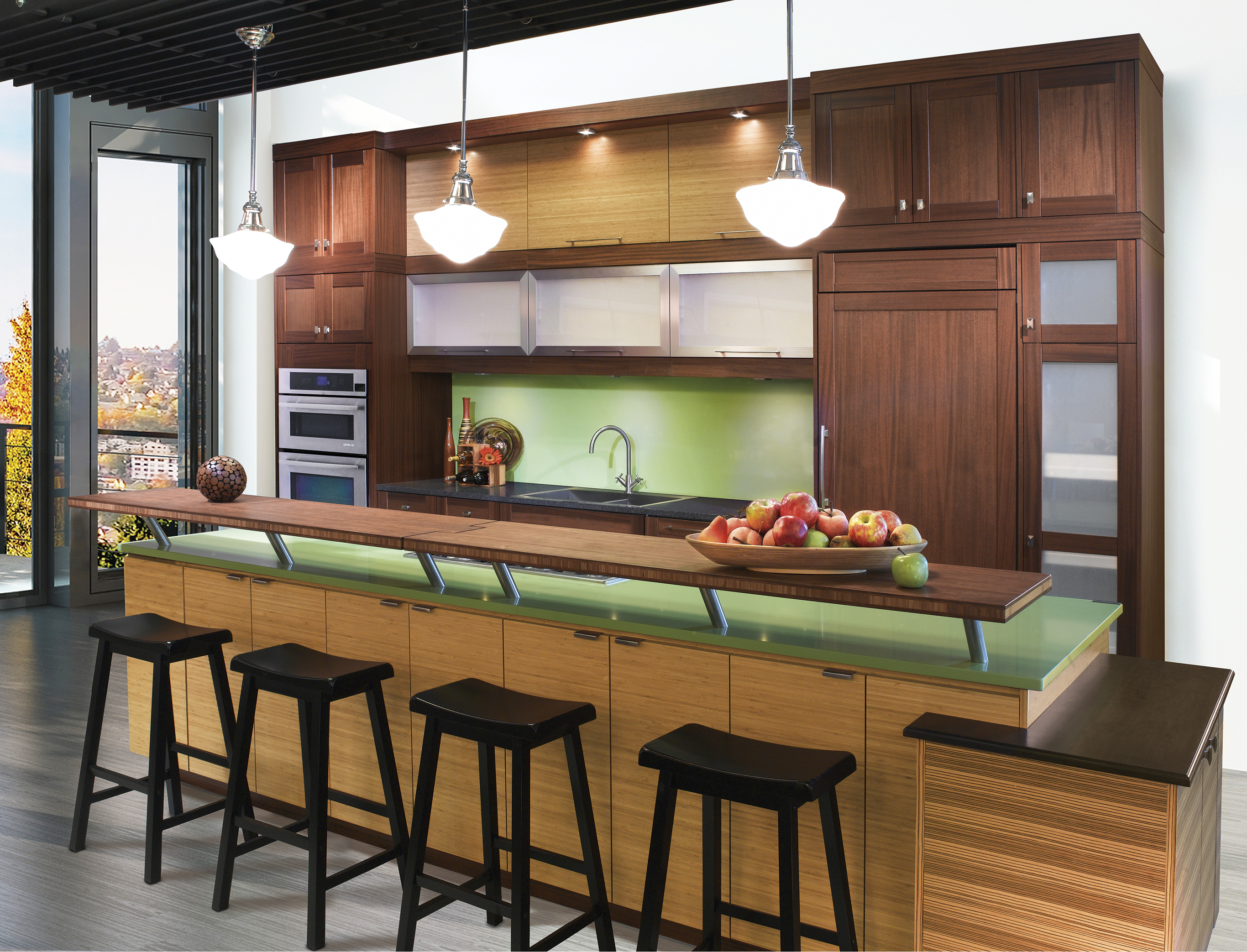 Sustainable Kitchen Cabinetry
