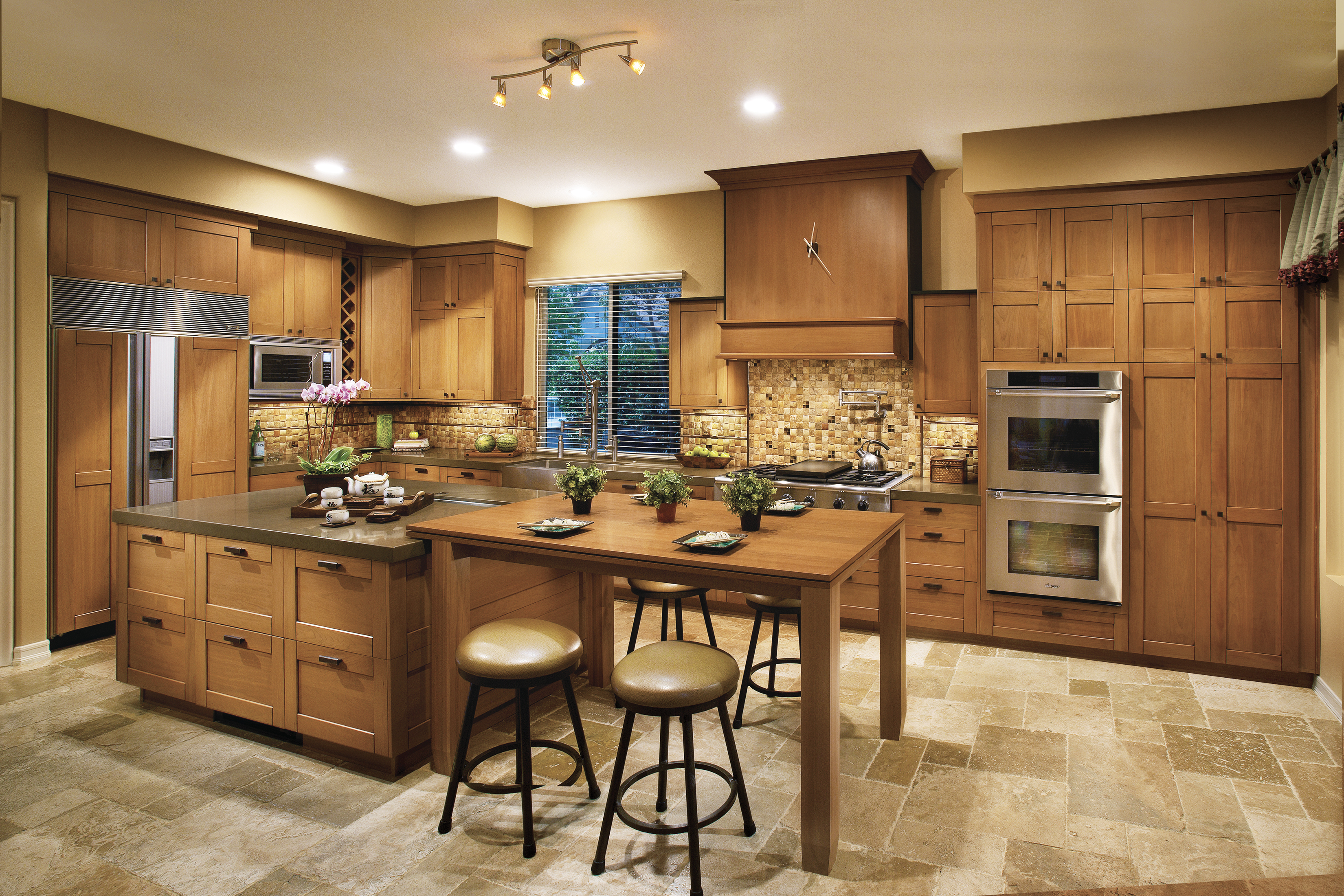 Maple Dorado Kitchen Cabinets