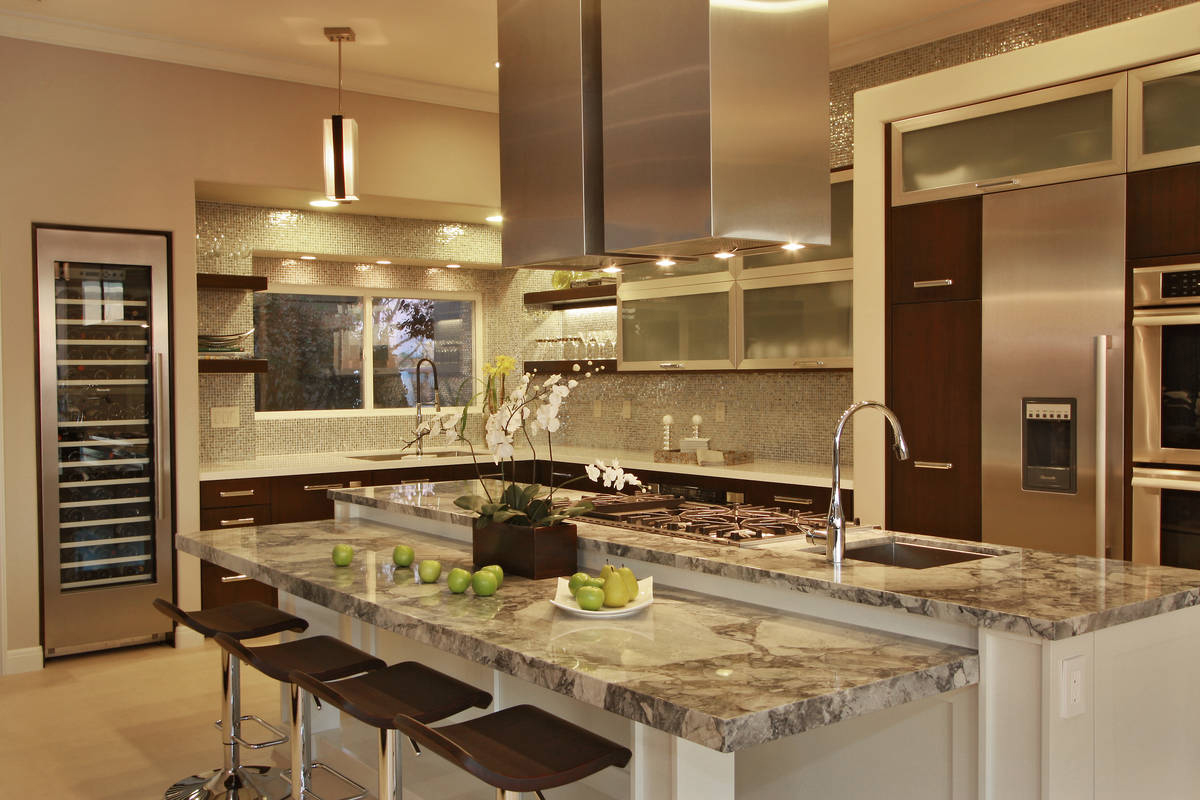 Sophisticated Kitchen Cabinets