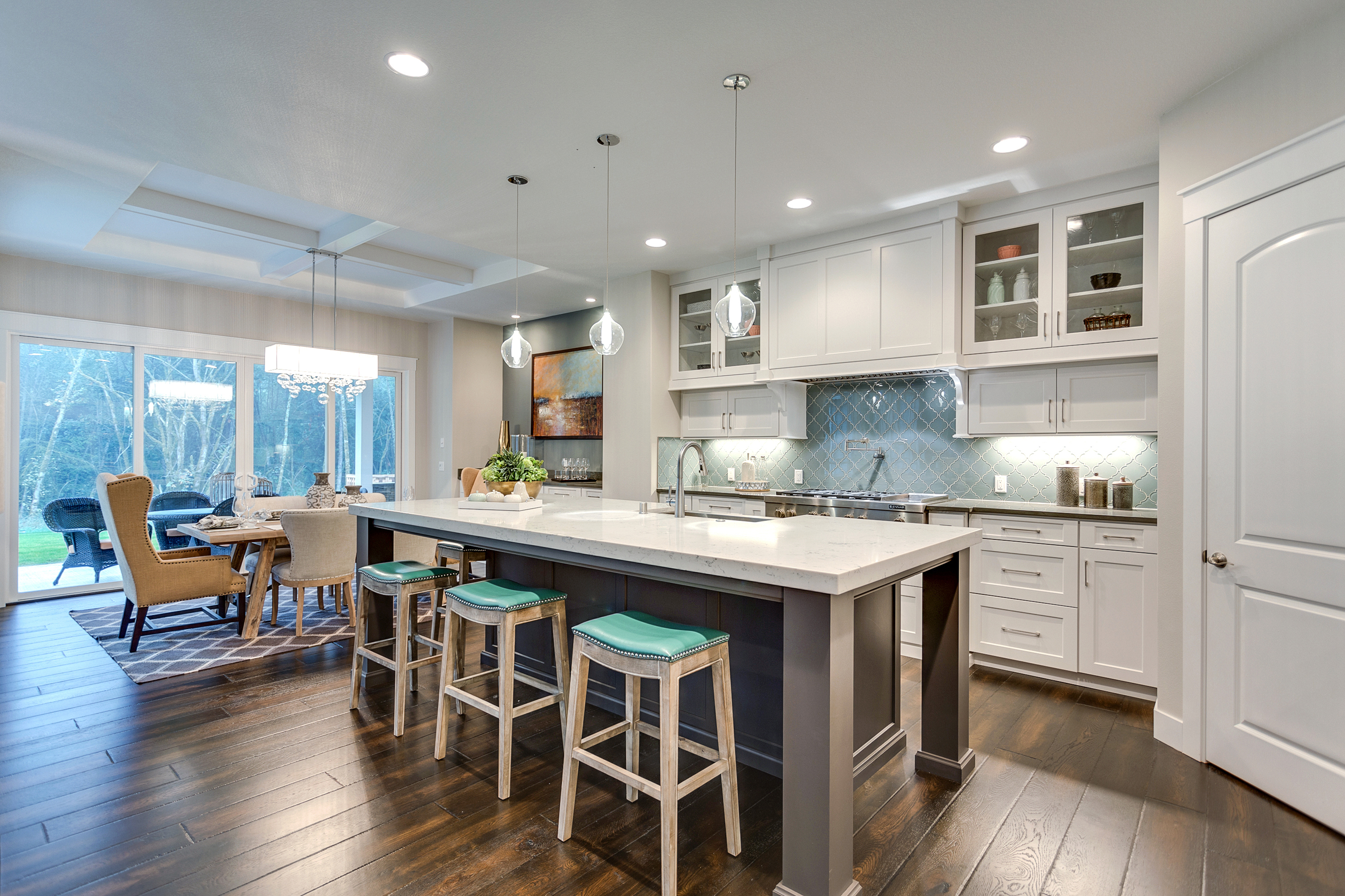 Grey Island Cabinetry
