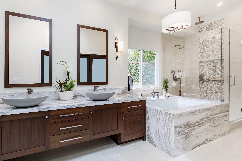 Mahogany Bathroom Cabinets Dewils
