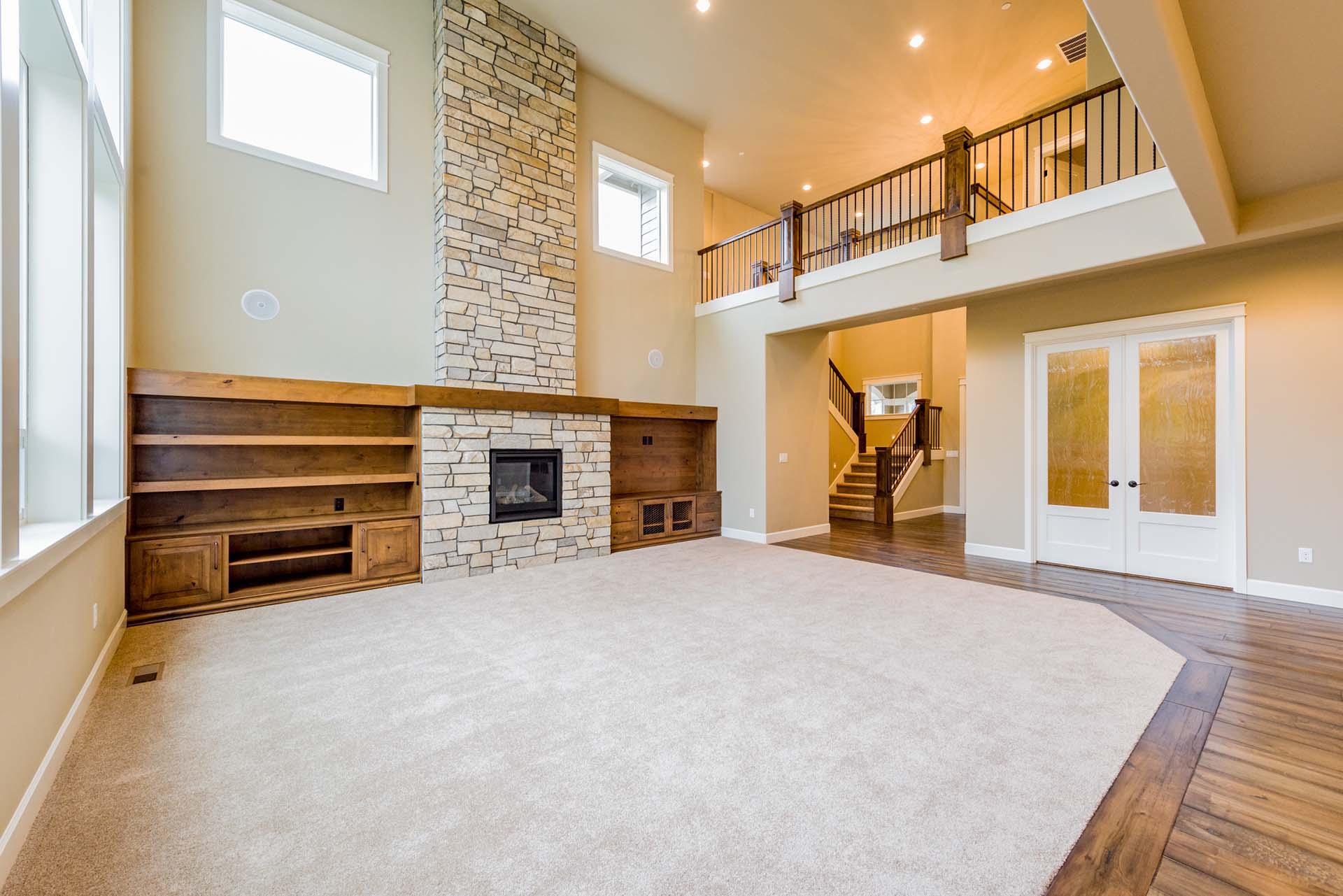 Modern Farmhouse Great Room