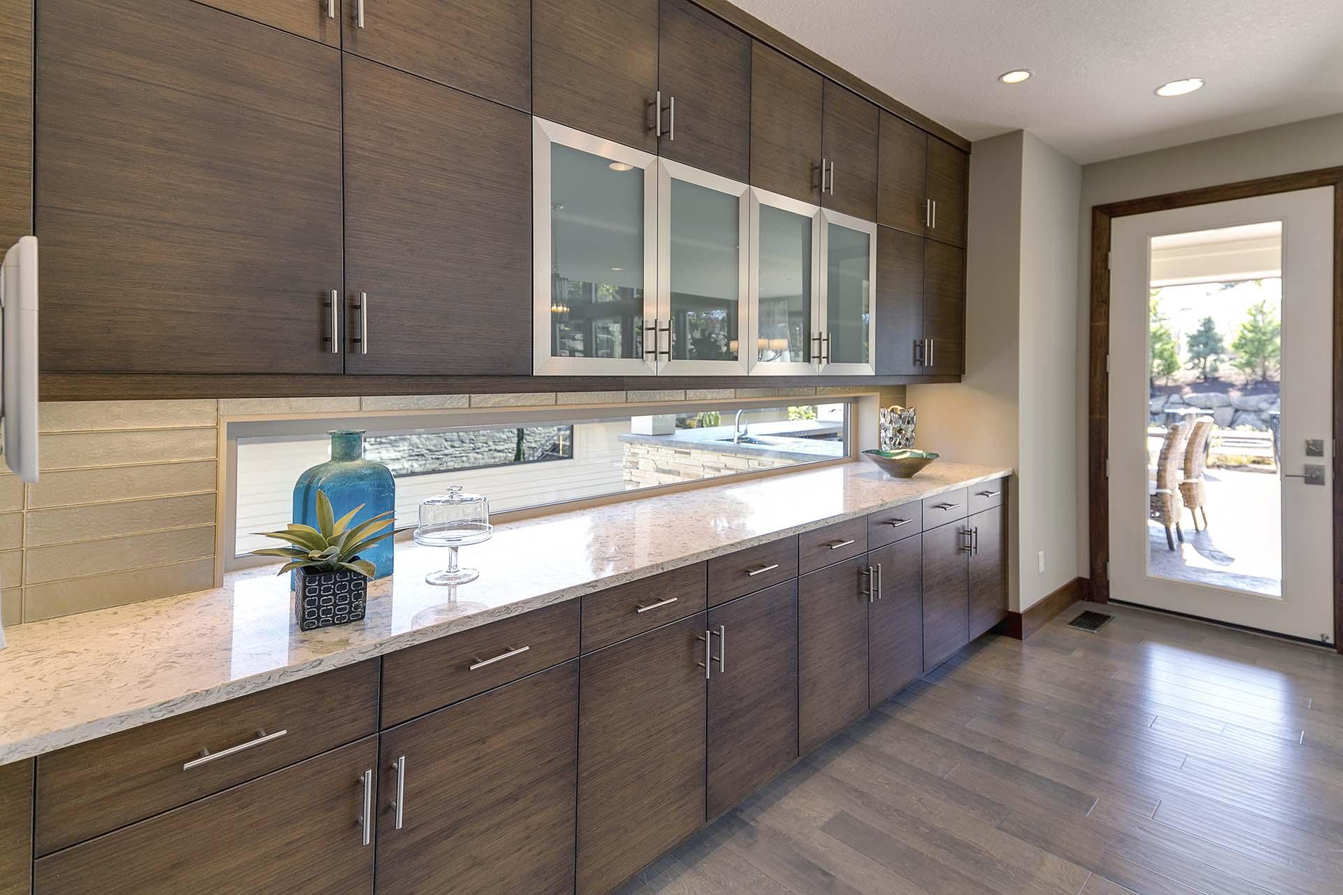 Modern Bamboo Home Sidebar